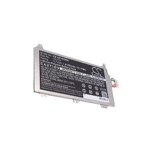 Dell Venue 8 Pro 3845 batteri (4100 mAh)