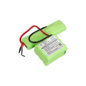 AEG AG933UK batteri (1300 mAh, Grønn)