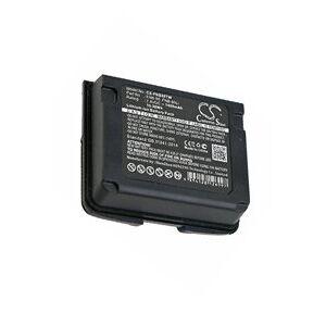 Vertex VX-7R batteri (1400 mAh, Sort)
