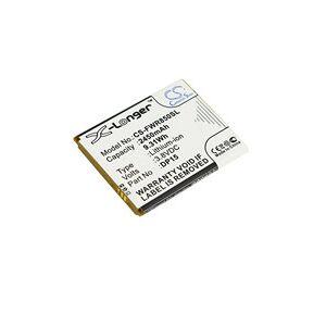 Franklin R850 batteri (2450 mAh, Sort)