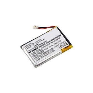 Garmin Fenix 5X batteri (230 mAh, Sort)