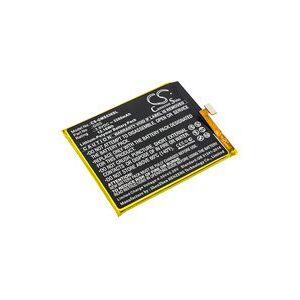 Gigaset GS53-6 batteri (3200 mAh, Sort)