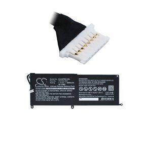 HP Pro x2 612 G1 batteri (3800 mAh)