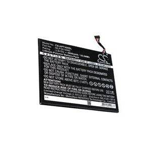 HP I508O batteri (4800 mAh, Sort)