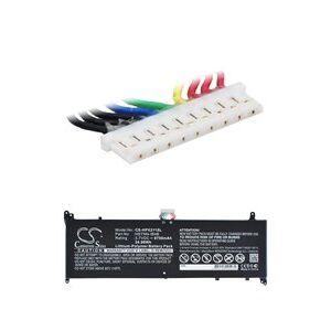 HP Envy X2 11-G000es batteri (6750 mAh)