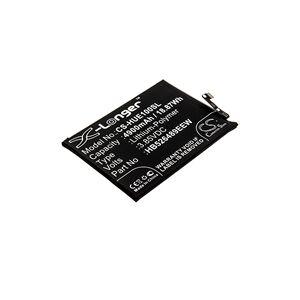 Huawei MOA-AL00 batteri (4900 mAh, Sort)