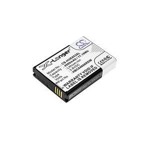 Huawei E55735-856 batteri (4700 mAh, Sort)