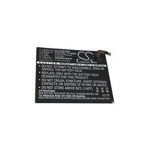 Huawei BTV-W09 batteri (5100 mAh, Sort)