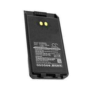 Icom IC-V88 batteri (1500 mAh, Sort)
