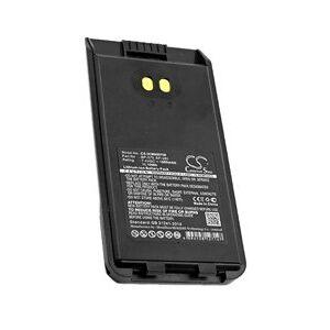Icom IC-V88 batteri (1500 mAh, Sort)