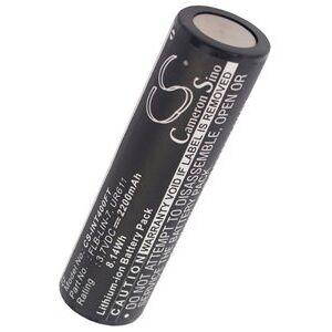 Inova T4 batteri (2200 mAh)