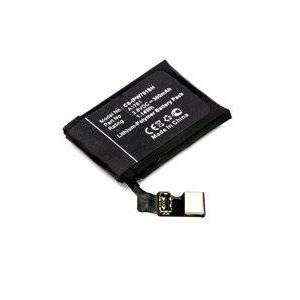Apple Watch 2 batteri (300 mAh, Sort)
