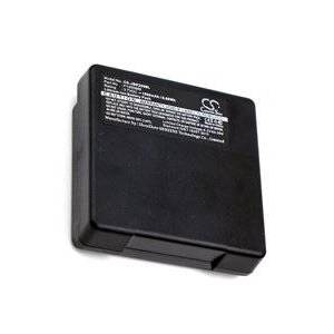 JAY Moka6 Remote control joystick batteri (1800 mAh, Sort)