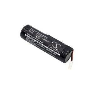 Leifheit 51002 batteri (1400 mAh, Sort)
