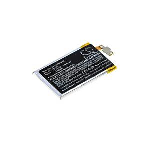 LG Watch Urbane 3G batteri (380 mAh, Sort)