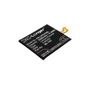 LG LMG810EAW batteri (3450 mAh, Sort)