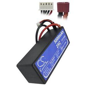Generic RC Scale Boat batteri (5000 mAh)