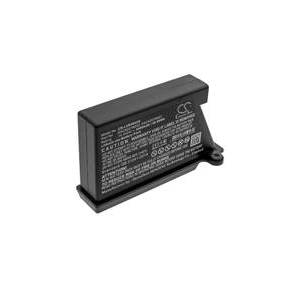 LG Hom-Bot VR5903LVM batteri (3400 mAh, Sort)