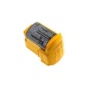 LG CordZero VHB511CDB batteri (2000 mAh, Sort)