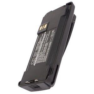 Motorola CP185 batteri (1800 mAh, Sort)