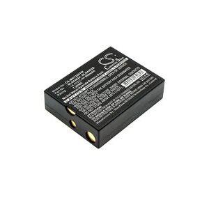 Motorola MT700 batteri (500 mAh, Sort)