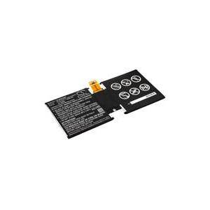 Microsoft MSK-1645 batteri (7200 mAh, Sort)