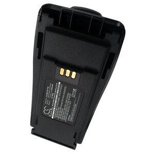 Motorola CP200 batteri (2500 mAh, Sort)