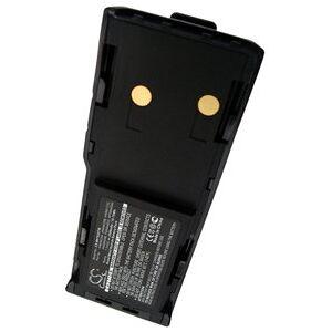 Motorola GTX LTR Portable Radio batteri (2500 mAh, Sort)