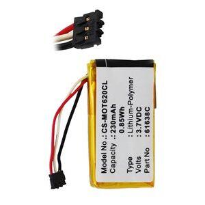 Motorola IT6 batteri (230 mAh)