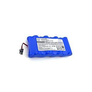 Siemens Monitor SC6002XL batteri (6800 mAh, Blå)