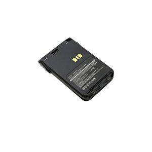 Motorola XiR E8628i batteri (1600 mAh, Sort)