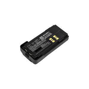 Motorola XiR E8600 batteri (2600 mAh, Sort)