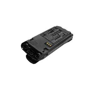Motorola GP580 Ex batteri (1500 mAh, Sort)