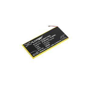 Motorola Moto G6 batteri (2700 mAh, Sort)