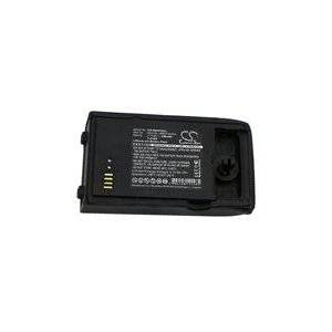 Alcatel Mobile 500 DECT batteri (650 mAh, Sort)