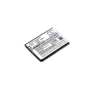Alcatel OneTouch 1013X batteri (400 mAh, Sort)