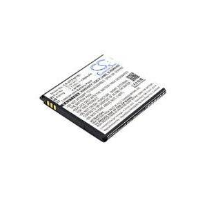 Alcatel OT-4017G batteri (1500 mAh, Sort)