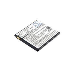 Alcatel OT-4017D batteri (1500 mAh, Sort)
