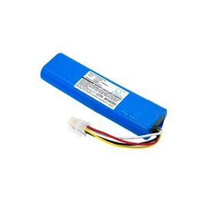 Philips SmartPro Compact FC8774/01 batteri (2600 mAh, Blå)