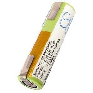Philips RQ1095 batteri (750 mAh)