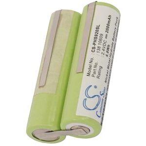 Braun 7546 batteri (2000 mAh)