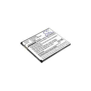 Blu B100DL batteri (2000 mAh, Sort)