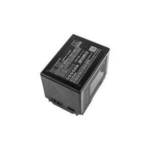 Sony PMW-EX330 batteri (12800 mAh, Sort)