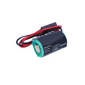 Siemens S7-312CPU batteri (900 mAh)