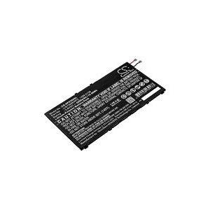 Sony Xperia Z3 Tablet batteri (4200 mAh, Sort)