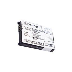 Siemens Gigaset 4015 micro batteri (1300 mAh)