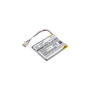 Sony MDR-XB950N1 batteri (1000 mAh, Sort)
