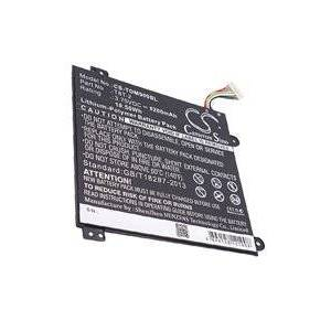 Toshiba Satellite Click Mini L9W-B batteri (5200 mAh, Sort)