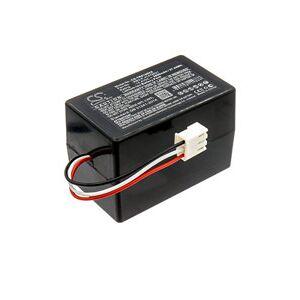 Toshiba VC-RVD2 batteri (2600 mAh, Sort)