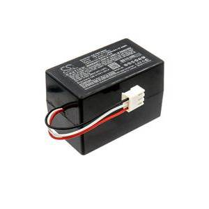 Toshiba VC-RCX1 batteri (2600 mAh, Sort)